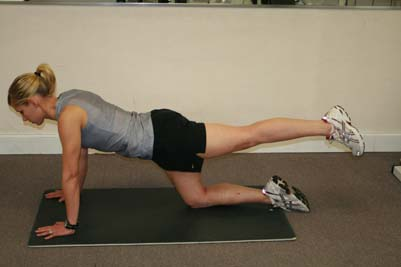 Back Arch Exercise For ABS http://www.bodytrac.com/core-exercises.php